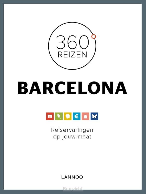 360° Barcelona (E-boek - ePub formaat)