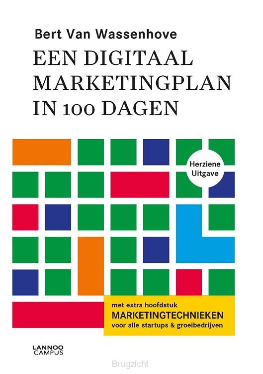 Een digitaal marketingplan in 100 dagen