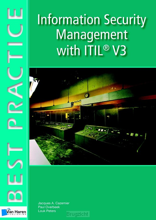 Information Security Management with ITIL® V3