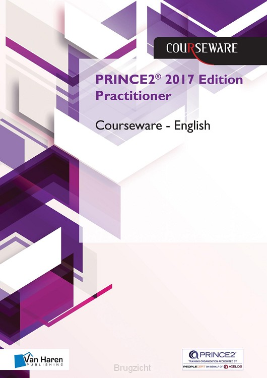 PRINCE2® 2017 Edition Practitioner Courseware - English