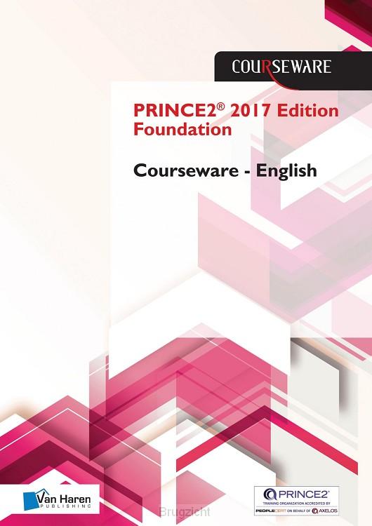 PRINCE2® 2017 edition Foundation / Courseware - English