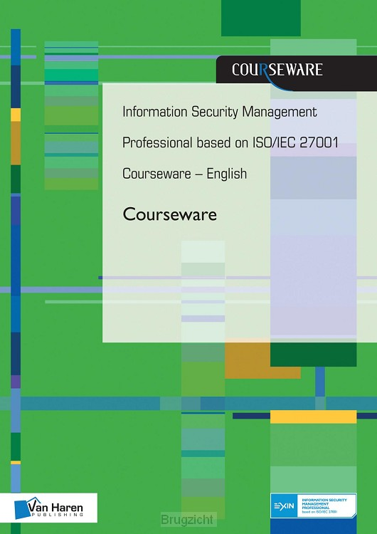 Information security management professional based on ISO/IEC 27001 Coursware - English