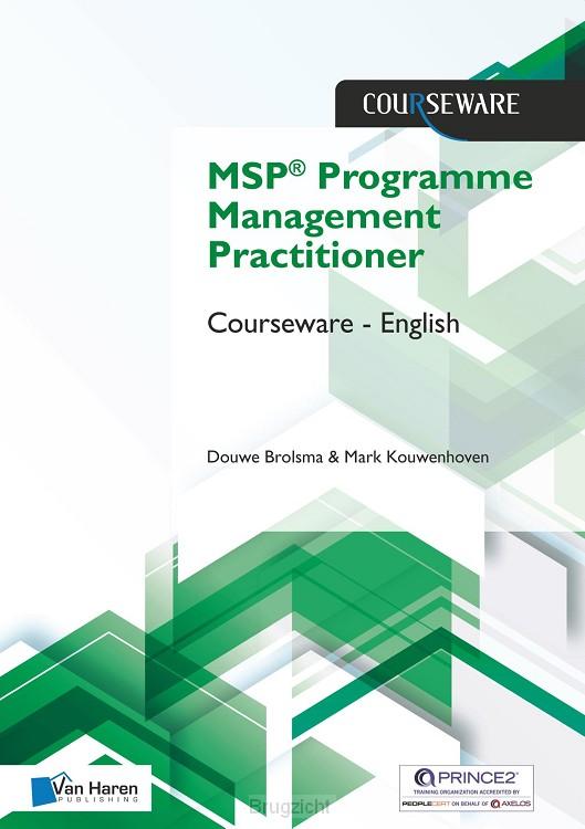 MSP® Practitioner Programme Management Courseware - English