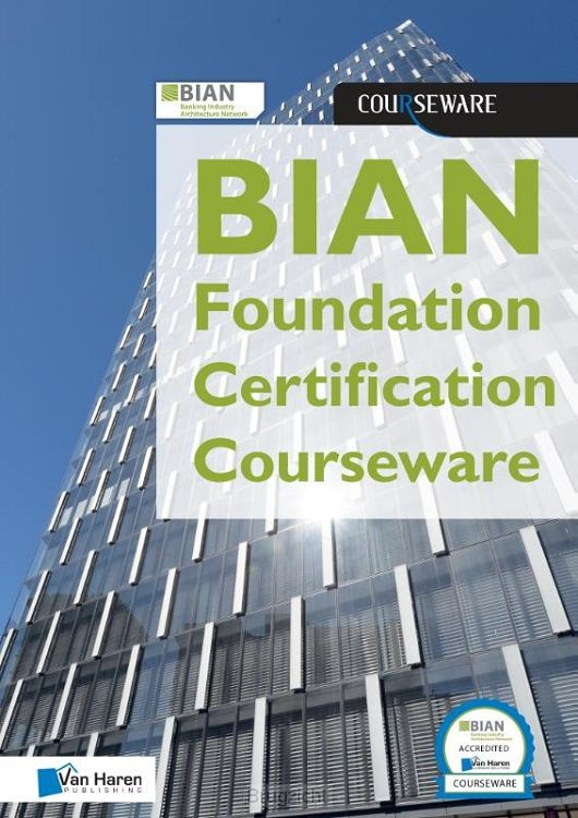 BIAN Certification level 1 courseware