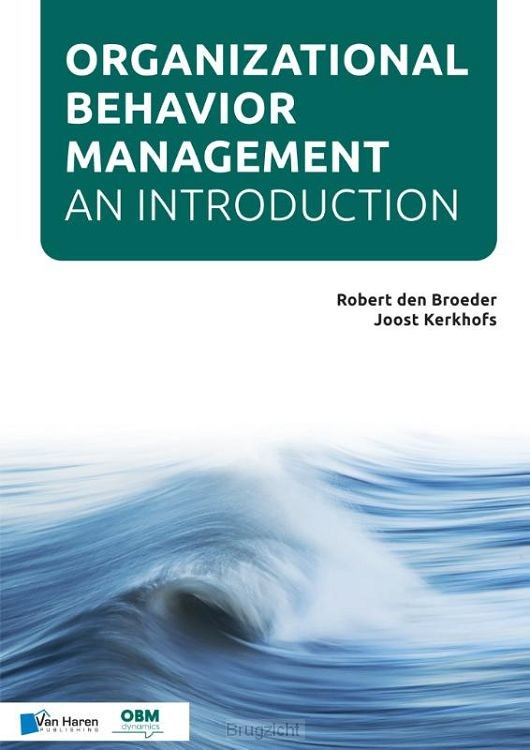 Organizational Behavior Management - An introduction