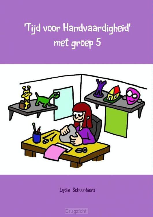 Tijd voor handvaardigheid met groep 5