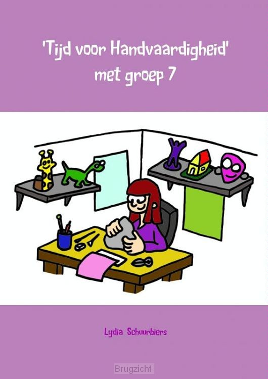 Tijd voor handvaardigheid met groep 7