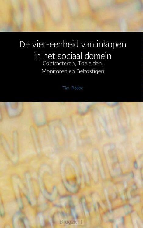 De vier-eenheid van inkopen in het sociaal domein