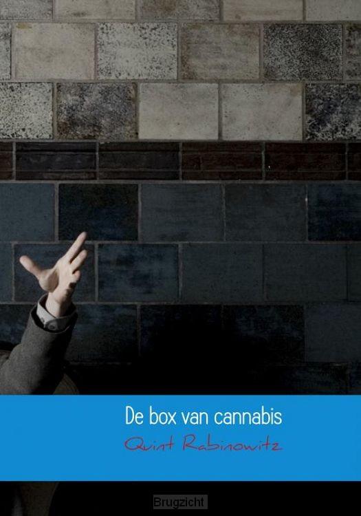 De box van cannabis