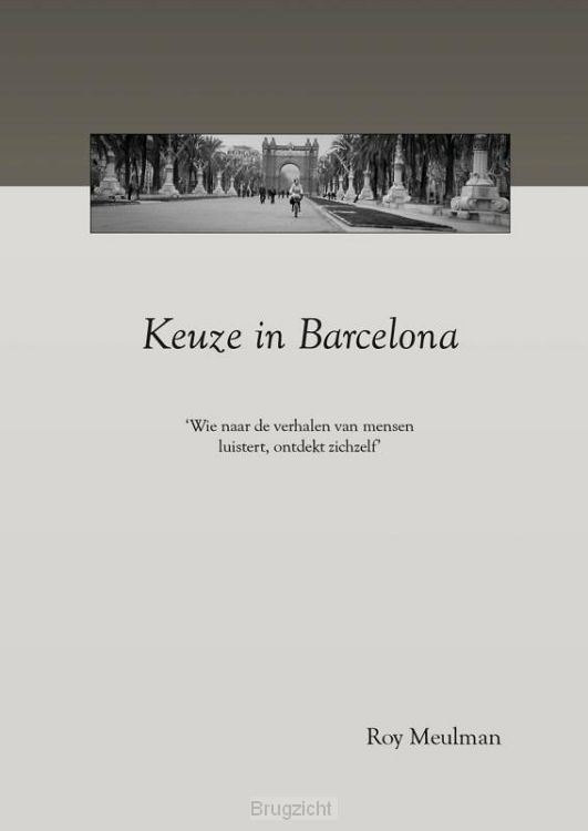 Keuze in Barcelona