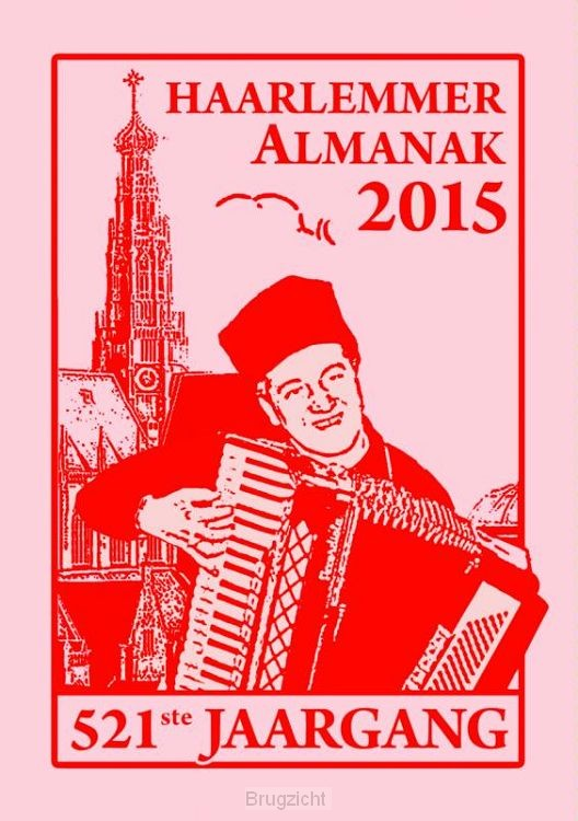 Haarlemmer almanak / 2015