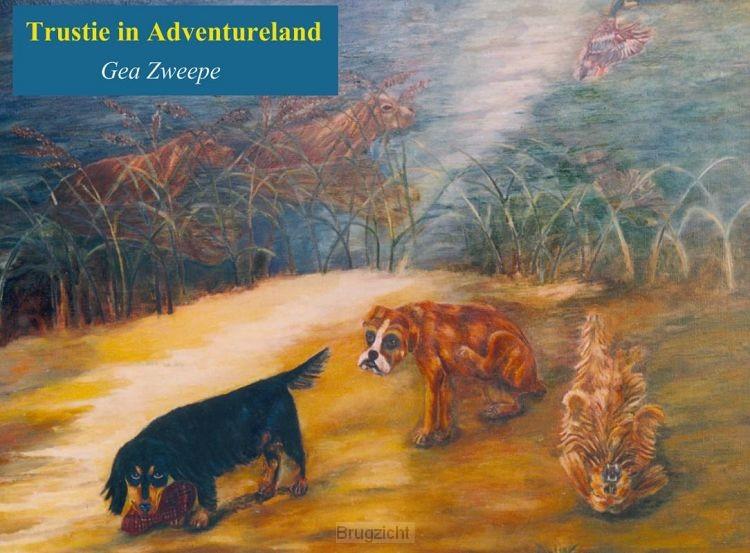 Trustie in adventureland
