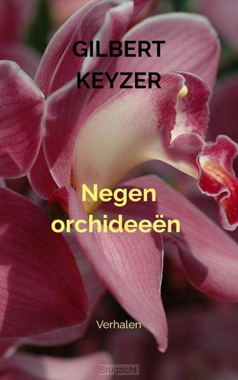 Negen orchideeën
