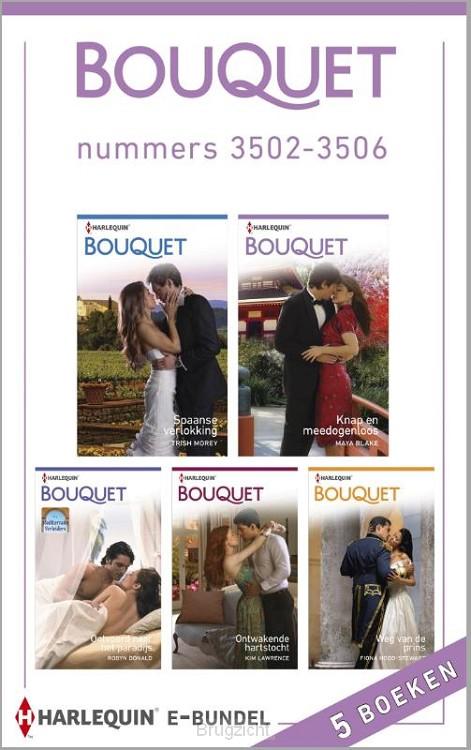 Bouquet e-bundel nummers 3502-3506 (5-in-1)
