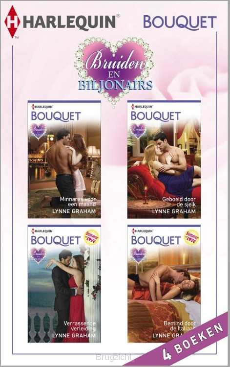 Bruiden en biljonairs