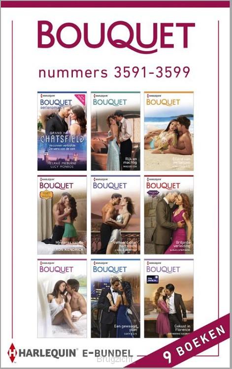 Bouquet e-bundel nummers 3591-3599 (9-in-1)