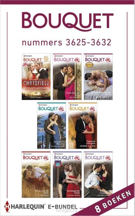 Bouquet e-bundel nummers 3625-3632 (8-in-1)
