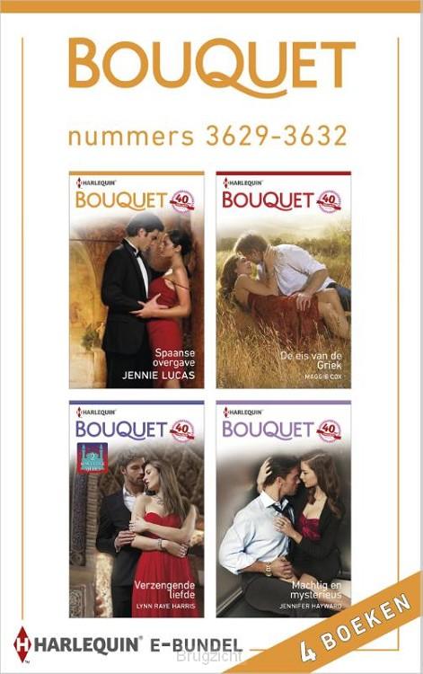 Bouquet e-bundel nummers 3629-3632 (4-in-1)