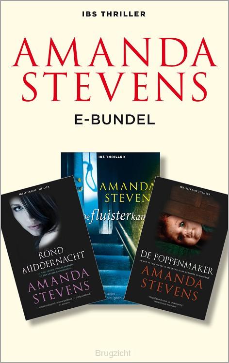 Amanda Stevens e-bundel