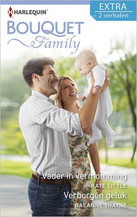 Vader in vermomming ; Verborgen geluk (2-in-1)