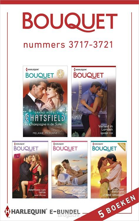 Bouquet e-bundel nummers 3717-3721 (5-in-1)