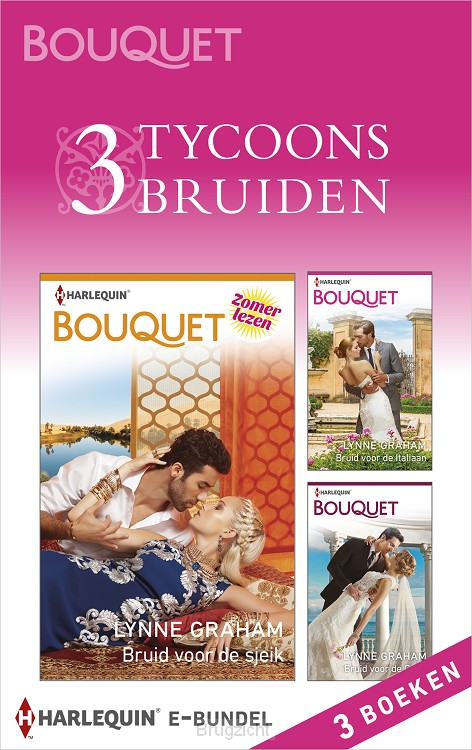 3 tycoons, 3 bruiden (3-in-1)