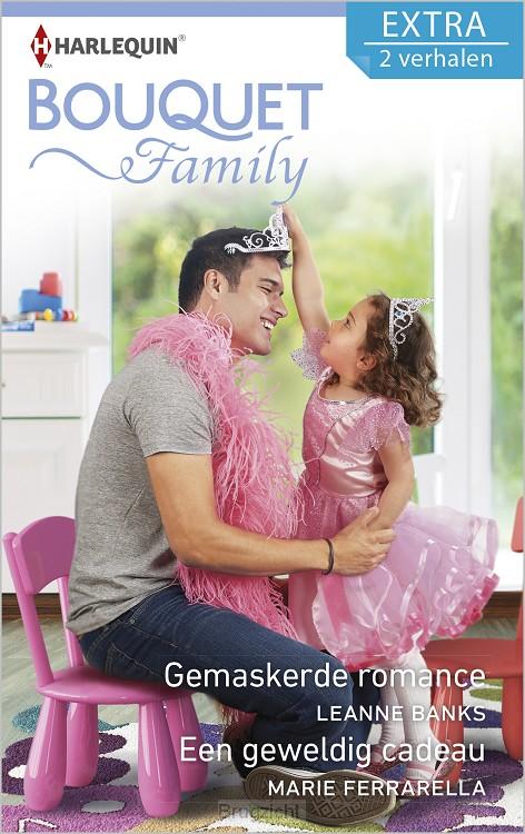 Gemaskerde romance ; Een geweldig cadeau (2-in-1)