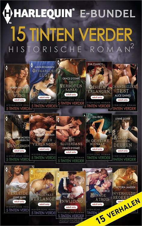 15 Tinten verder historische roman 2