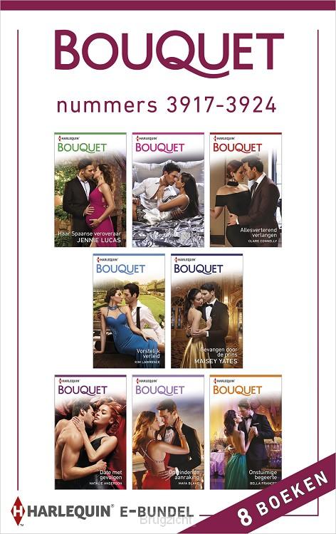 Bouquet e-bundel nummers 3917 - 3924