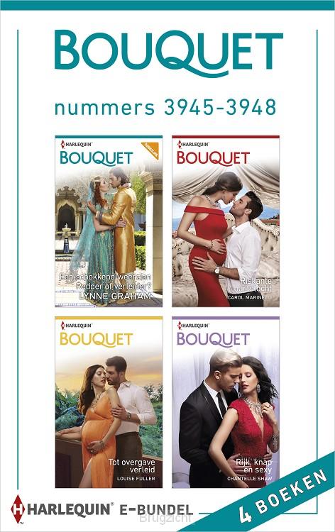 Bouquet e-bundel nummers 3945 - 3948