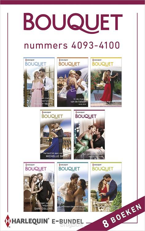 Bouquet e-bundel nummers 4093 - 4100