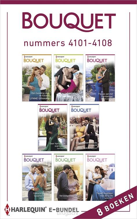 Bouquet e-bundel nummers 4101 - 4108