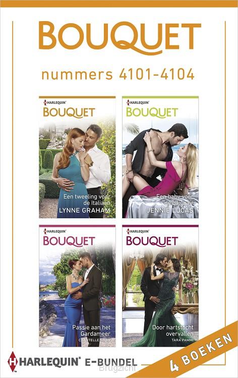 Bouquet e-bundel nummers 4101 - 4104