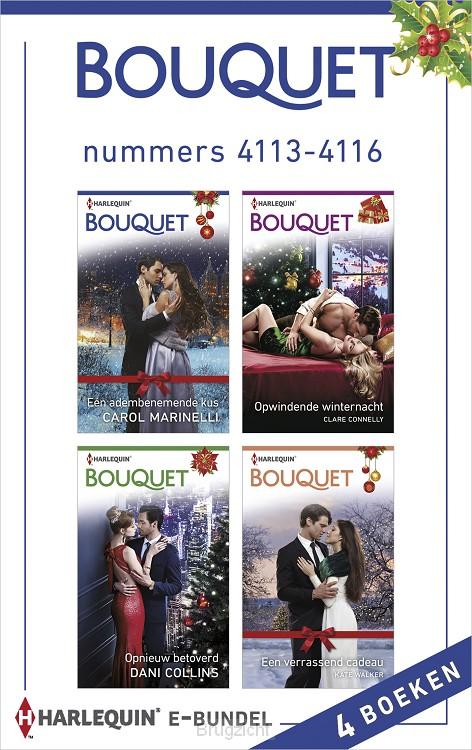 Bouquet e-bundel nummers 41013 - 4116