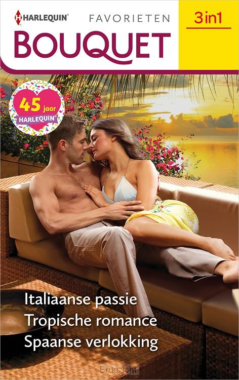 Italiaanse passie / Tropische romance / Spaanse verlokking