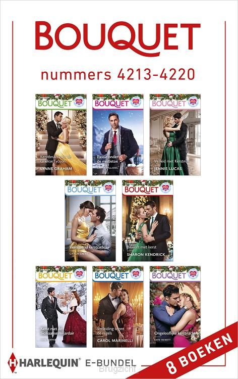 Bouquet e-bundel nummers 4213 - 4220