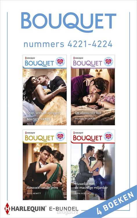Bouquet e-bundel nummers 4221 - 4224