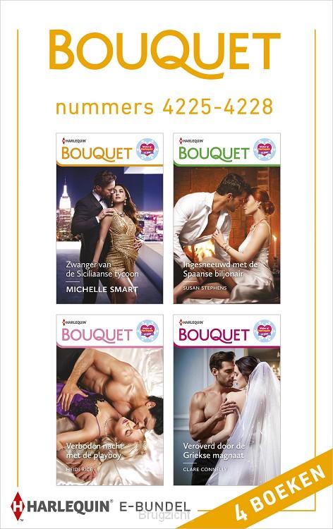 Bouquet e-bundel nummers 4225 - 4228