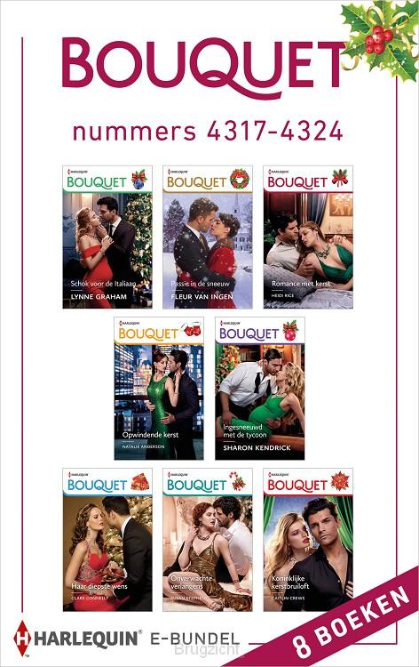 Bouquet e-bundel nummers 4317 - 4324