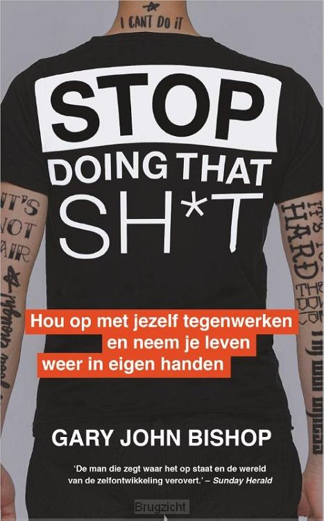 Stop Doing That Sh*t