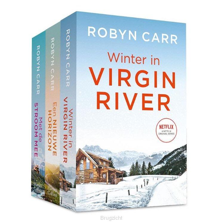 Virgin River pakket deel 4 t/m 6