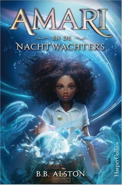 Amari en de Nachtwachters - backcard à 6 ex.