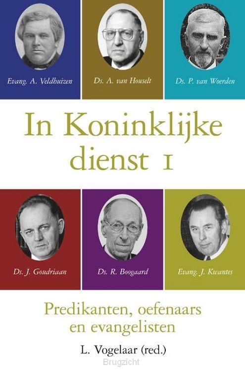 In Koninklijke dienst dl.1