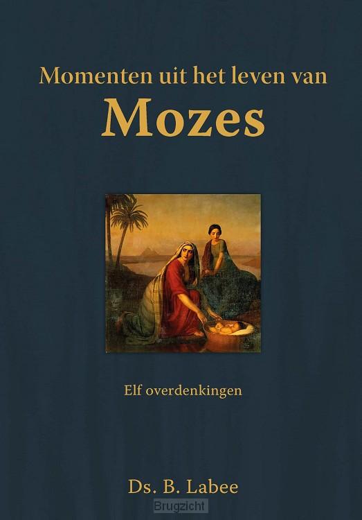 Momenten uit het leven van Mozes