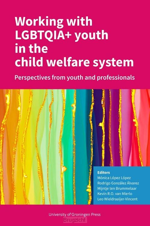 Working with LGBTQIA+ youth in the child welfare system