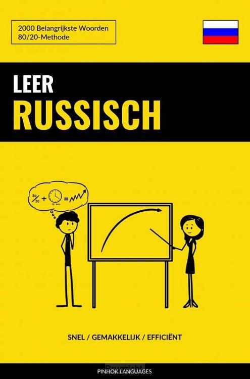 Leer Russisch - Snel / Gemakkelijk / Efficiënt