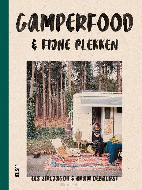 Camperfood & Stories (Ned. editie)