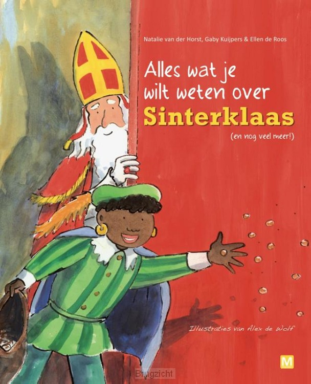 Alles wat je wilt weten over Sinterklaas