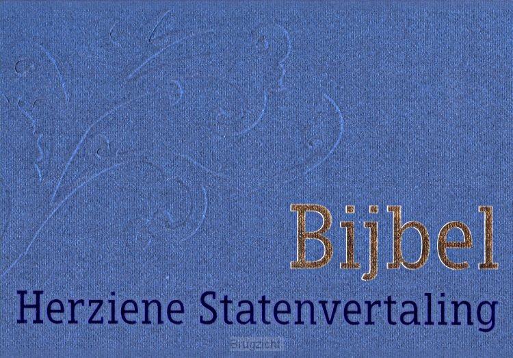 Bijbel HSV dwarsligger gebonden