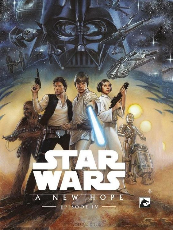 A new hope / Episode IV